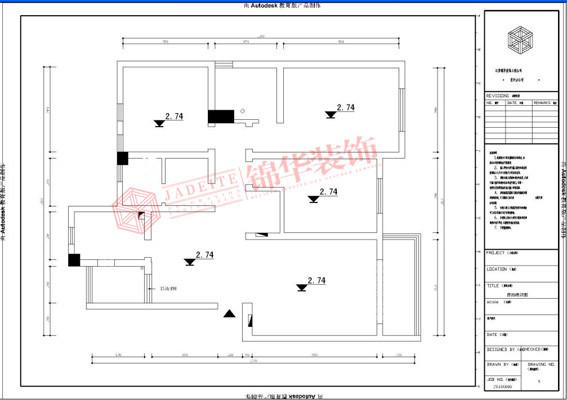 宜兴中星湖滨城现代风格效果图 装修-三室两厅-现代简约