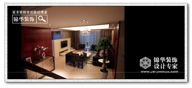 中电颐和家园装修-两室两厅-新古典