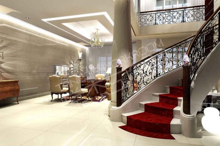 内楼梯装修效果图