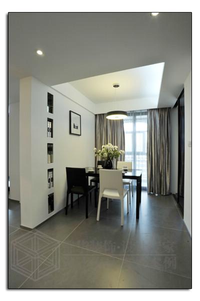 高迪晶城装修-三室一厅-现代简约