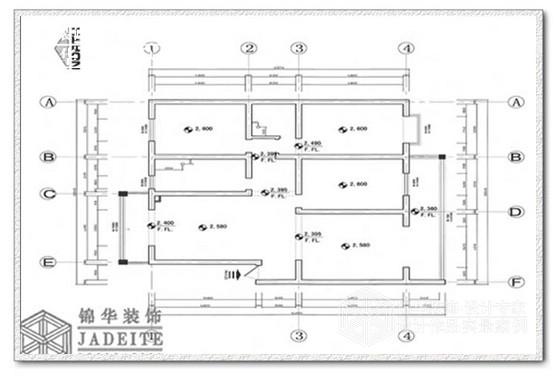 东升花园装修-三室两厅-现代简约