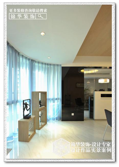 绿城玉兰公寓装修-大户型-现代简约