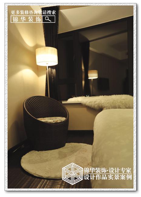 中南七星花园装修-三室两厅-现代简约