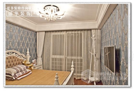兆丰嘉园装修-三室两厅-简欧