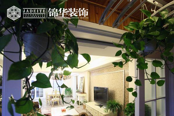 华府景城装修-三室一厅-现代简约