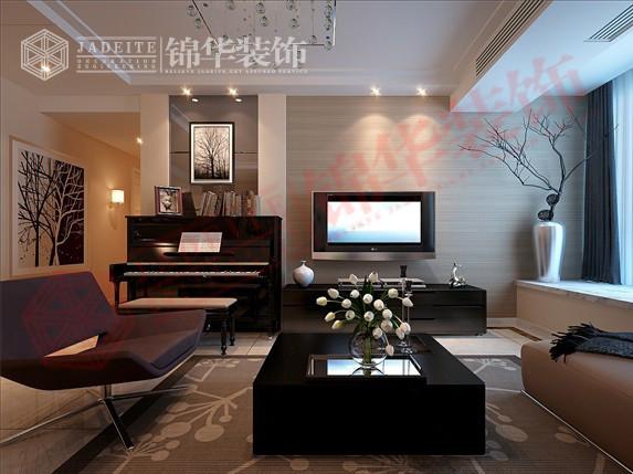 天山绿洲2期装修-三室两厅-现代简约