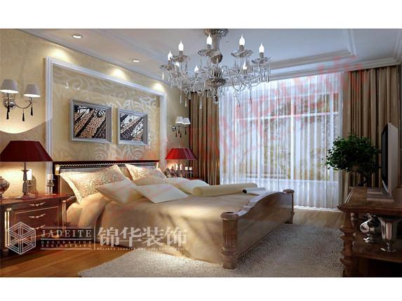 时尚简约—龙商天骄装修-两室一厅-现代简约