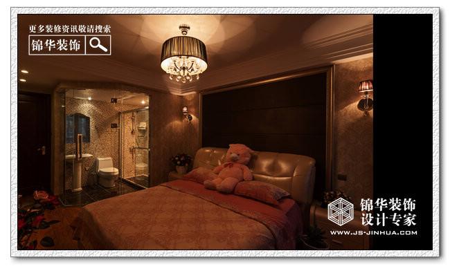 左右阳光装修-三室两厅-新古典