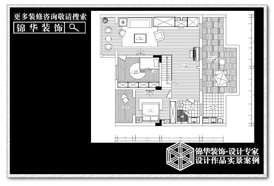 苏建花园城装修-跃层复式-现代简约