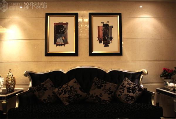 凯莱国际-低调奢华风韵装修-三室两厅-新古典