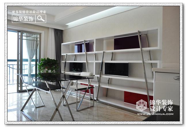 雨山美地装修-两室两厅-现代简约