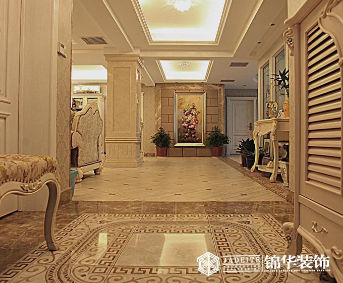 欧式造就的美装修-三室一厅-简欧