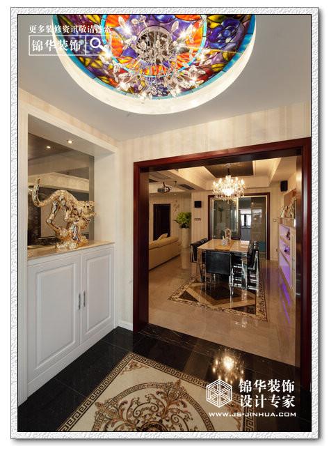 门厅棚顶设计效果图