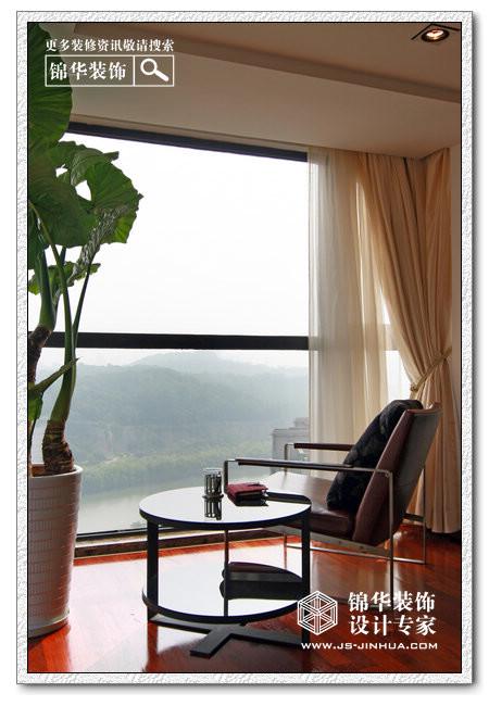 云卷云舒-树客国际装修-三室两厅-现代简约