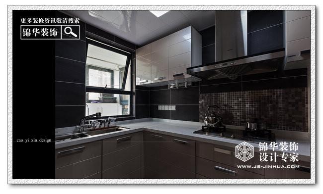 汇景国际装修-三室两厅-现代简约