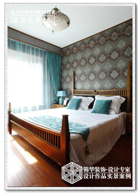 中南世纪花城【最新】装修-三室两厅-东南亚