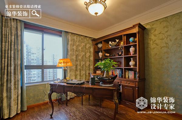 融侨中央花园玫瑰街区装修-三室两厅-混搭