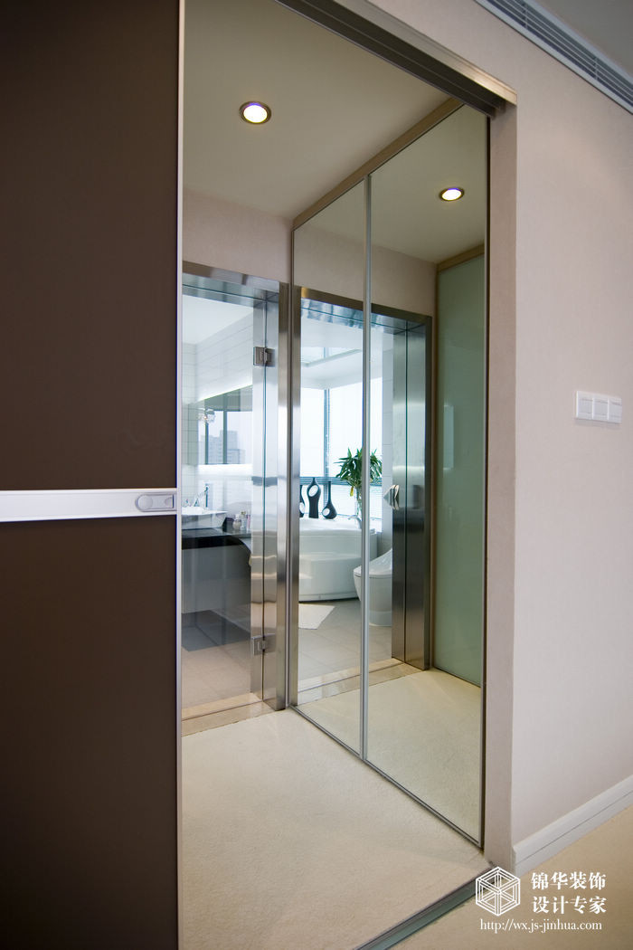 现代简约风格-融创熙园-大户型-170平米-装修实景效果图装修-大户型-现代简约