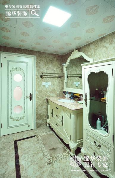 瑞鑫兰庭装修-两室两厅-简欧