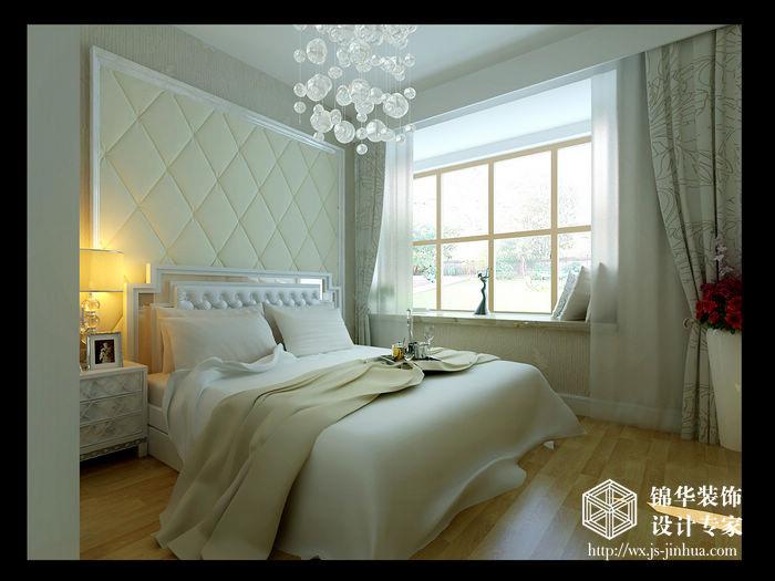 时代上城89平现代简约风格效果图装修 两室两厅装修效果