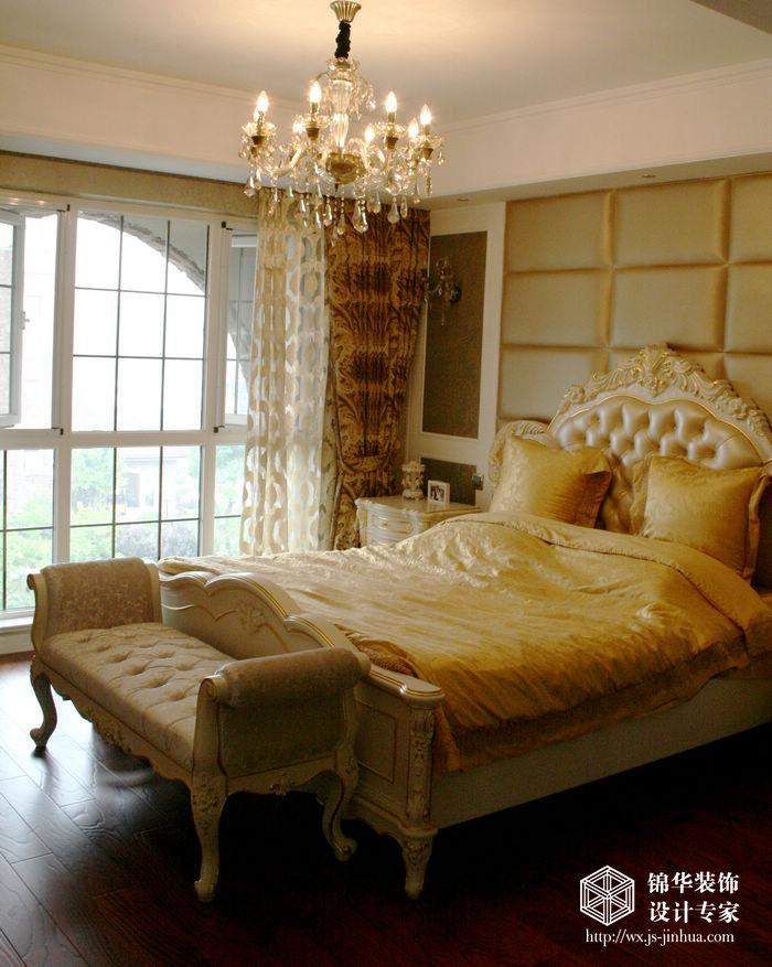 融科玖玖城130平三室两厅两卫简欧风格实景图装修 两室两厅装修效果