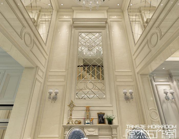 风格茗苑欧式山水联排别墅效果图平米八十别墅图片