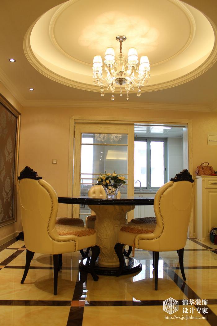 时代上城三室两厅简欧风格实景图装修 三室两厅装修效果图 简欧风格