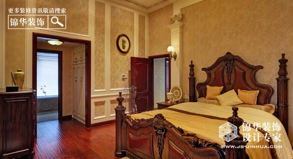 室两厅装修效果图-欧式