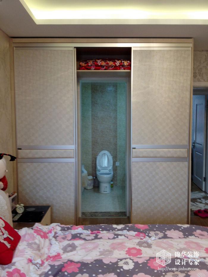 时代上城127平现代简约风格实景样板间装修 三室两厅装修效果图 现代