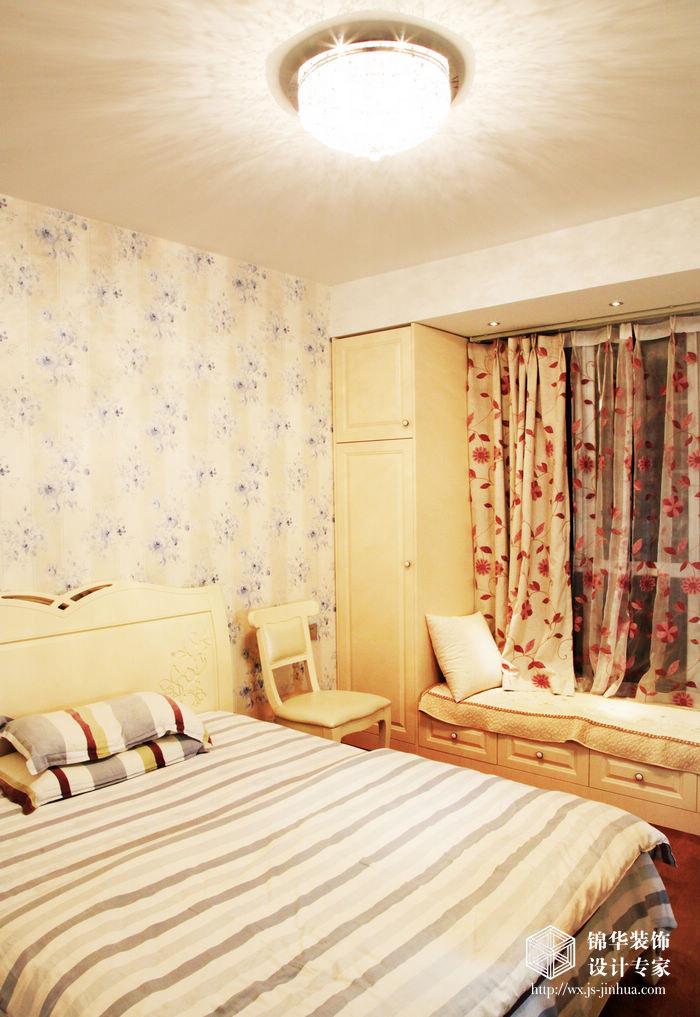 86平两室两厅简约风格实景图装修 两室两厅装修效果图 现代