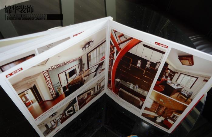 阳光城市——中式古韵装修-三室两厅-新中式