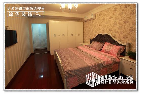 中南七星花园装修-两室一厅-简欧