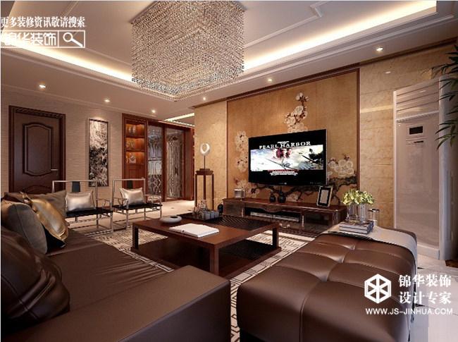 贾汪御景华庭130平方装修-三室两厅-现代简约