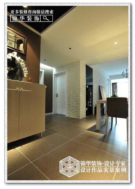 东辉花园装修-两室一厅-现代简约
