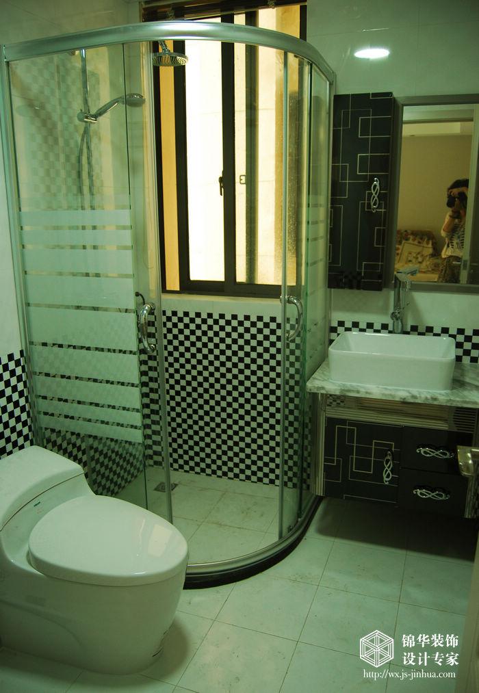 卫生间装修效果图