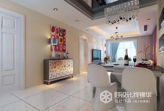 海州新城装修-两室一厅-现代简约