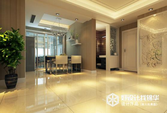 清水园装修-两室两厅-现代简约