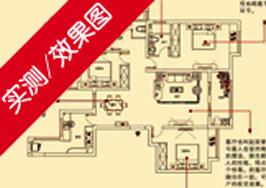 长江御园H户型160平米