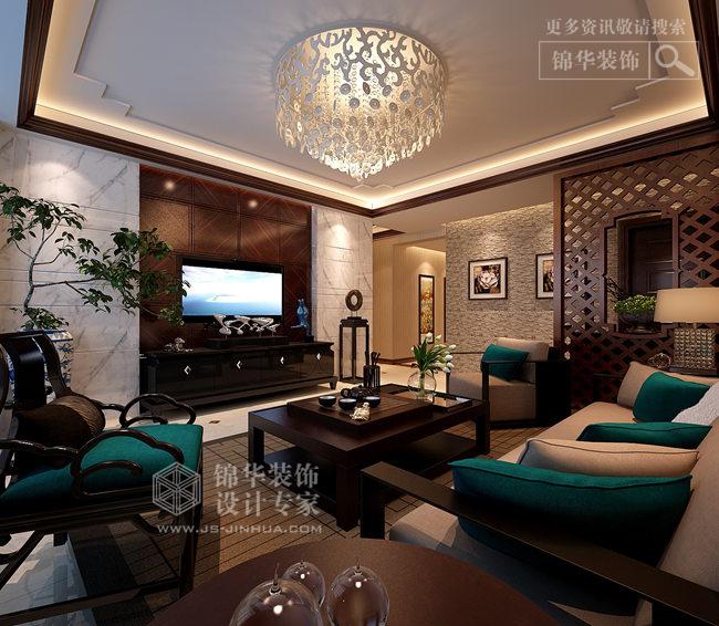 凌云小区—新中式风格