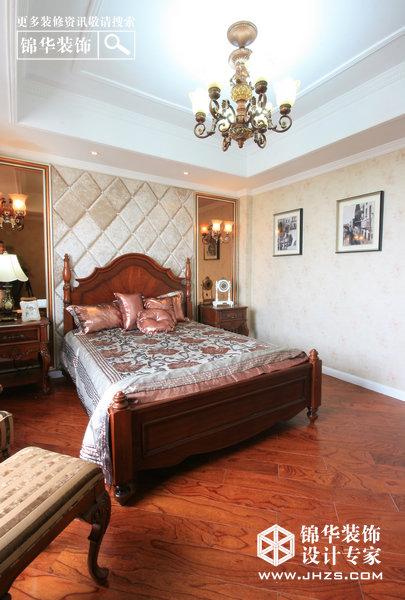 水边的狄安娜-明发滨江装修-三室两厅-欧式古典