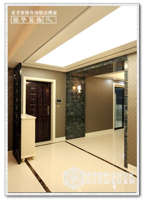 苏建花园城装修-三室两厅-现代简约