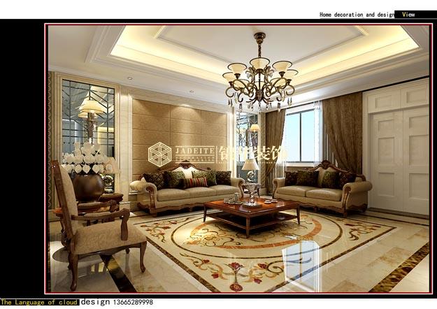 别墅—欧式装修-别墅图片大全-欧式古典风格-扬州