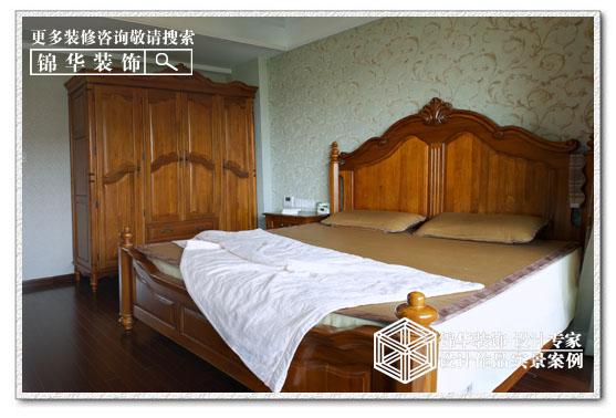 绿城玉兰公寓装修-两室两厅-美式田园