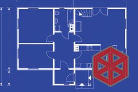 文华名邸88平米户型解析方案二