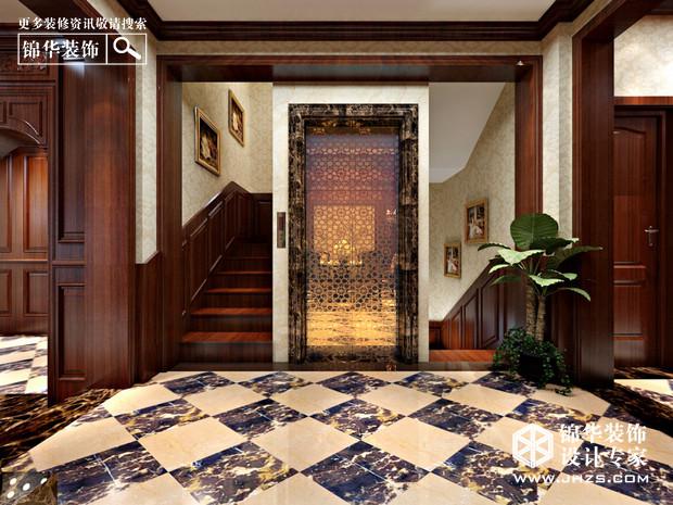 维科皇家花园装修-别墅图片大全-新中式风格