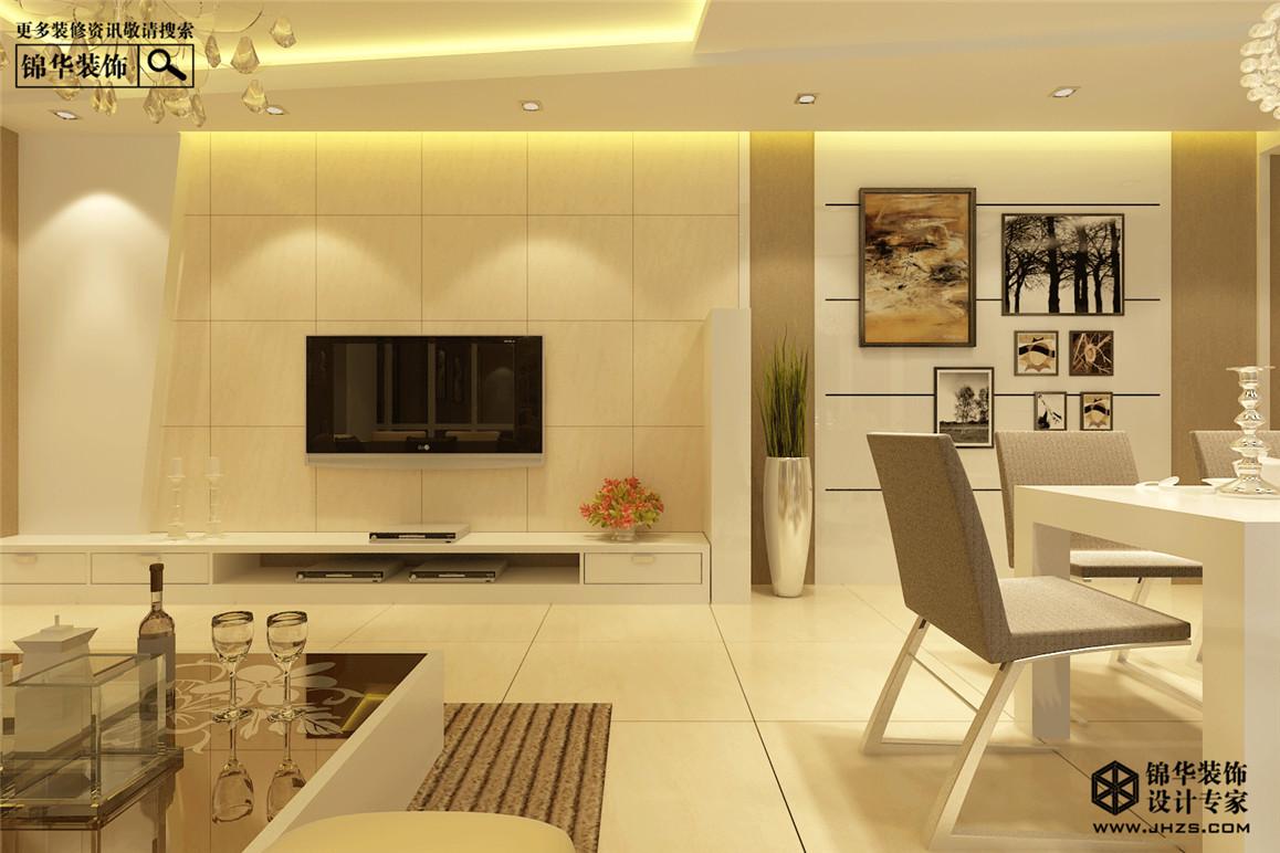 简单生活装修-三室一厅-现代简约