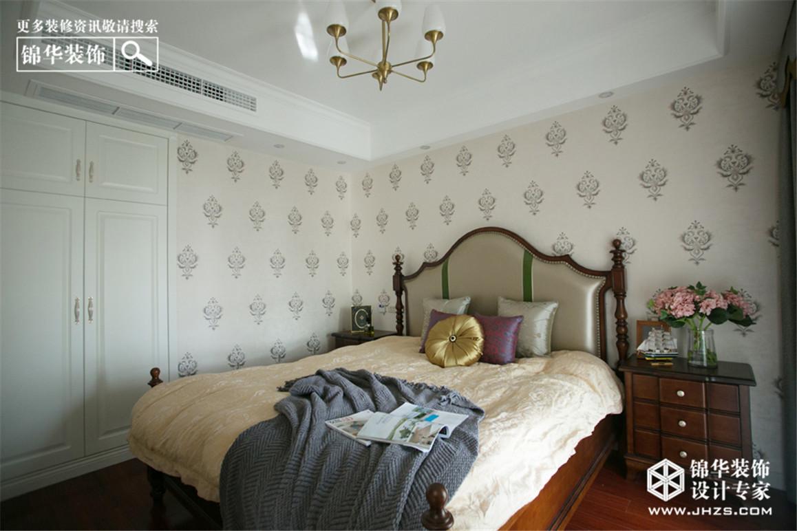 宙斯国际装修-三室两厅-美式田园