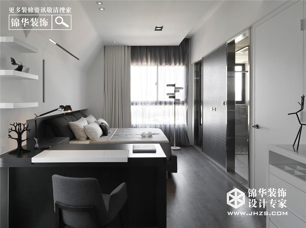 億源国际装修-三室两厅-现代简约