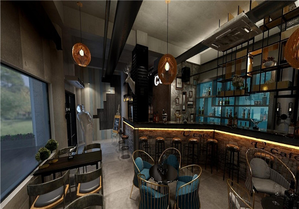 楚州基地酒吧
