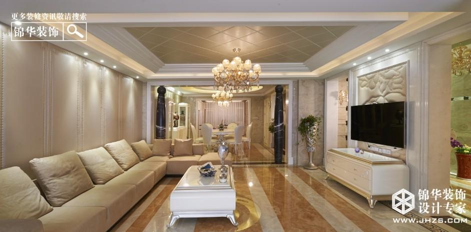 后现代风格实景图装修-别墅图片大全-欧式古典风格